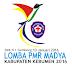 LOMBA PMR MADYA II SE- KABUPATEN KEBUMEN 2016 DIGELAR PMR WIRA SMK N 1 GOMBONG
