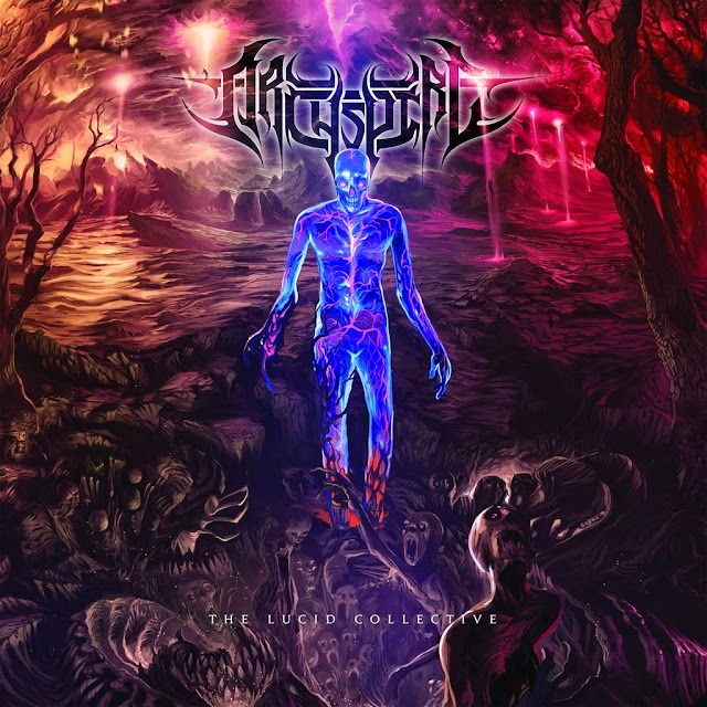 Archspire - The Lucid Collective CD 2014