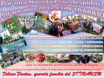 POR UNA NAVIDAD SIN DESPIDOS POR UN AÑO 2012 CON TRABAJO Y PLANILLAS