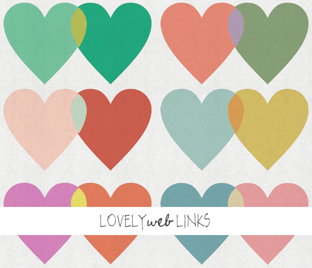 Lovely Web Links for Valentines Day with a Free Desktop Wallpaper