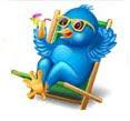 I miei cinguettii su twitter