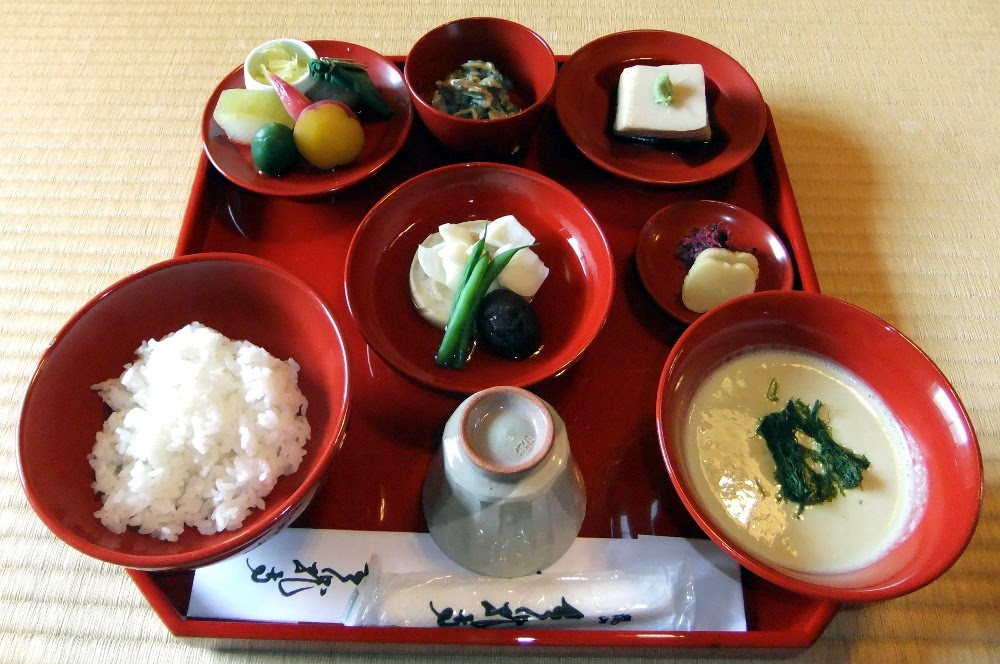 Eating the Zen Way: Shojin Ryori, the Food of Buddhist Monks ...