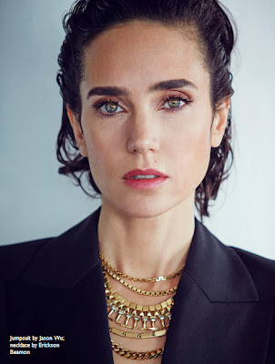 Jennifer Connelly HQ Pictures Net A Porter  Magazine Photoshoot February 2014