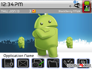 1316697770 nDroid   Free BlackBerry Curve 3G 9300 Themes