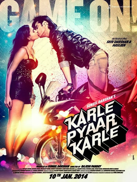 Karle Pyaar Karle (2014) First Look Poster