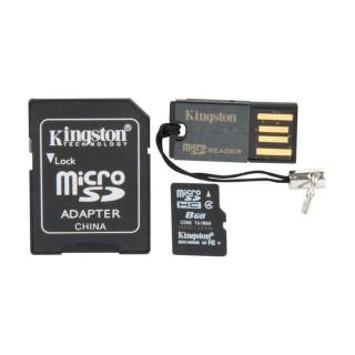 Adaptador MicroSD a USB