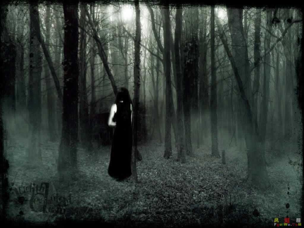 scary gothic rare wallpaper - photo #42