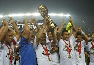Persib uji coba melawan Bali united pusam