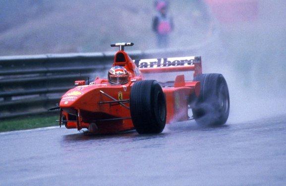 El sofá de la F1: GP de Bélgica 1998