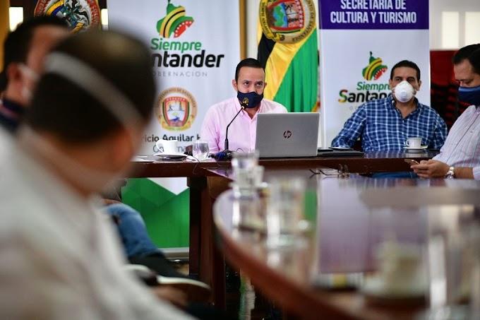 Santander tendría transporte intermunicipal desde este 1º de julio. Málaga sería uno de los destinos autorizados