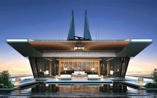 Pelayaran mewah Symmetry umpama istana terapung di lautan