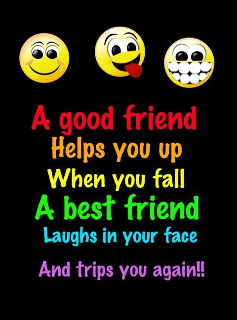 Funny Quotes About Life About Friends And Sayings About ...