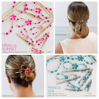 I'm an Independent Consultant for Lilla Rose--check out our amazing HairCessories!
