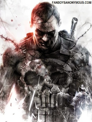 Marvel The Punisher Frank Castle dismembered Franken-Castle