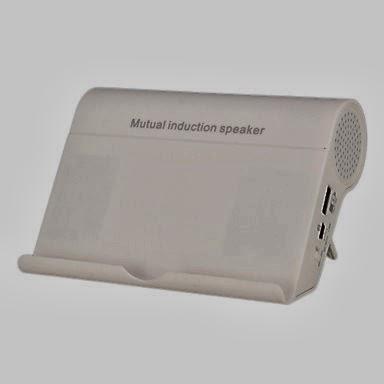 Altavoz de Inducción para Smartphone y MP3