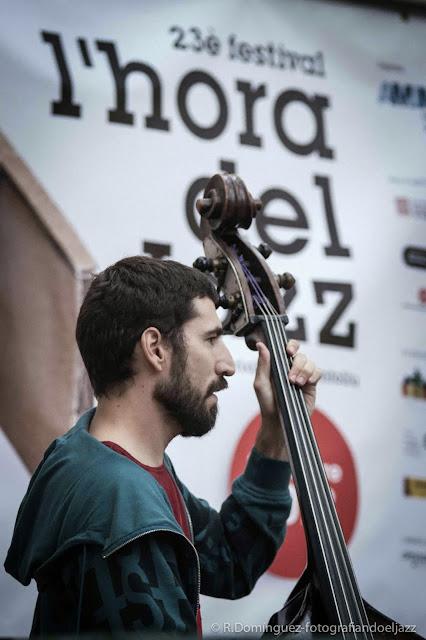 Dimas Corbera, de Bridges Trio