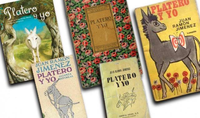 """Las primeras ediciones de """"Platero y yo"""""""