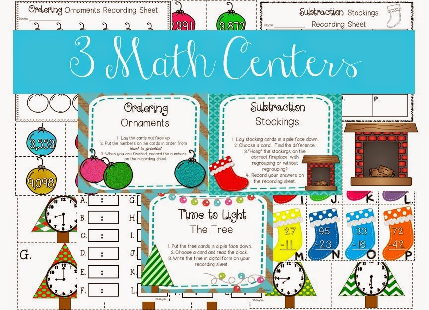 http://www.teacherspayteachers.com/Product/Merry-and-Bright-6-Holiday-Themed-Math-and-Literacy-Centers-1590219