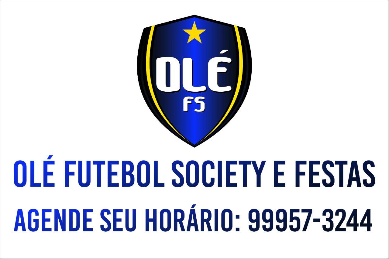 Olé Futebol Society e Festas