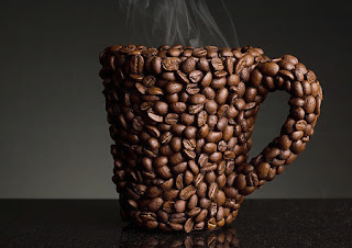 coffee bean mug