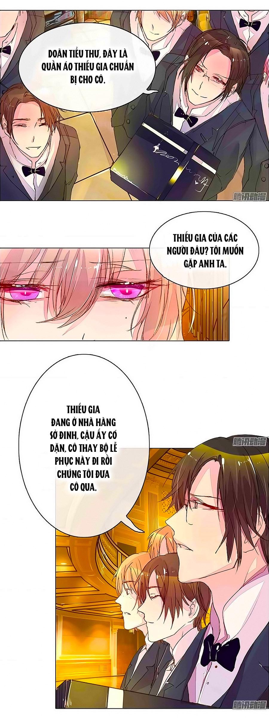 Hào Môn Tiểu Lãn Thê - Chap 10