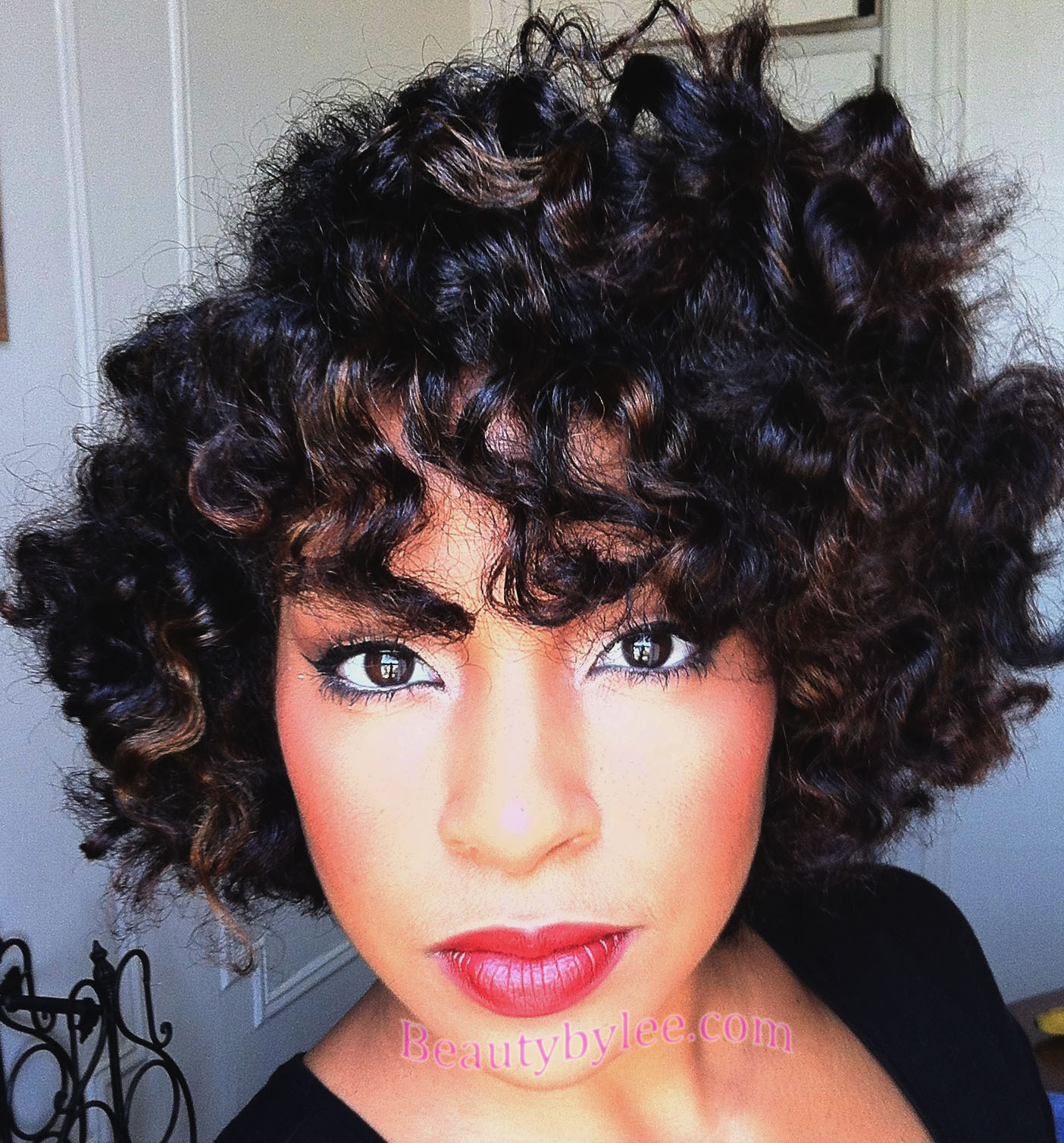 Bantu Knot Outs For Natural Hair
