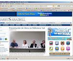 Debut Literario 24 Abril 2010