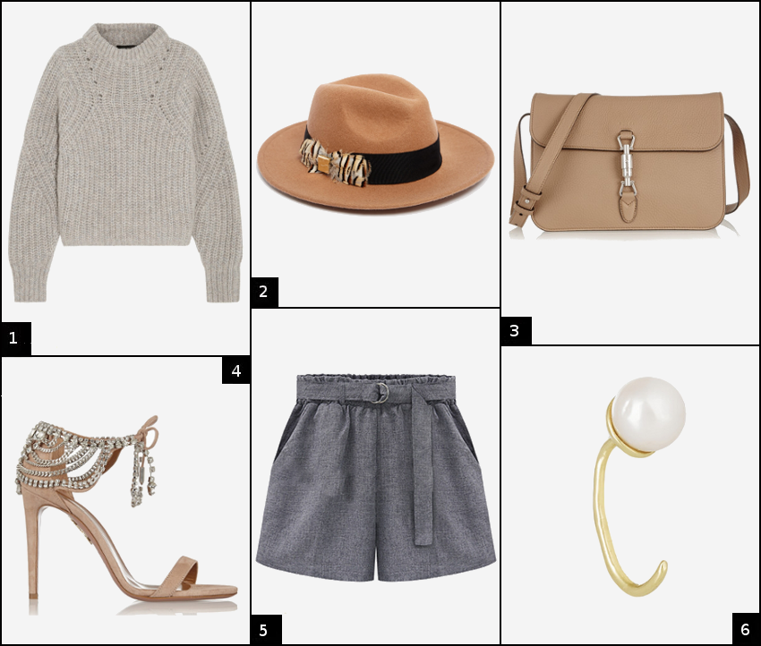 isabel marant chunky sweater, gucci bag, outfit