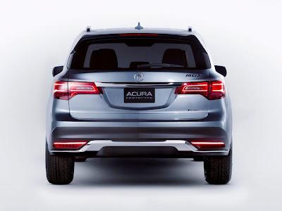 2013 Acura MDX Concept