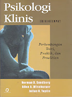 toko buku rahma: buku PSIKOLOGI KLINIS, pengarang norman d. sundberg, penerbit pustaka pelajar