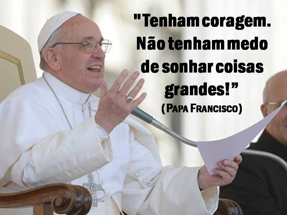 Tribuna Da Internet Papa Francisco Deu Outro Sentido à Igreja Num