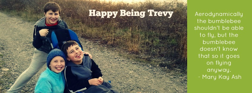 happy being trevy