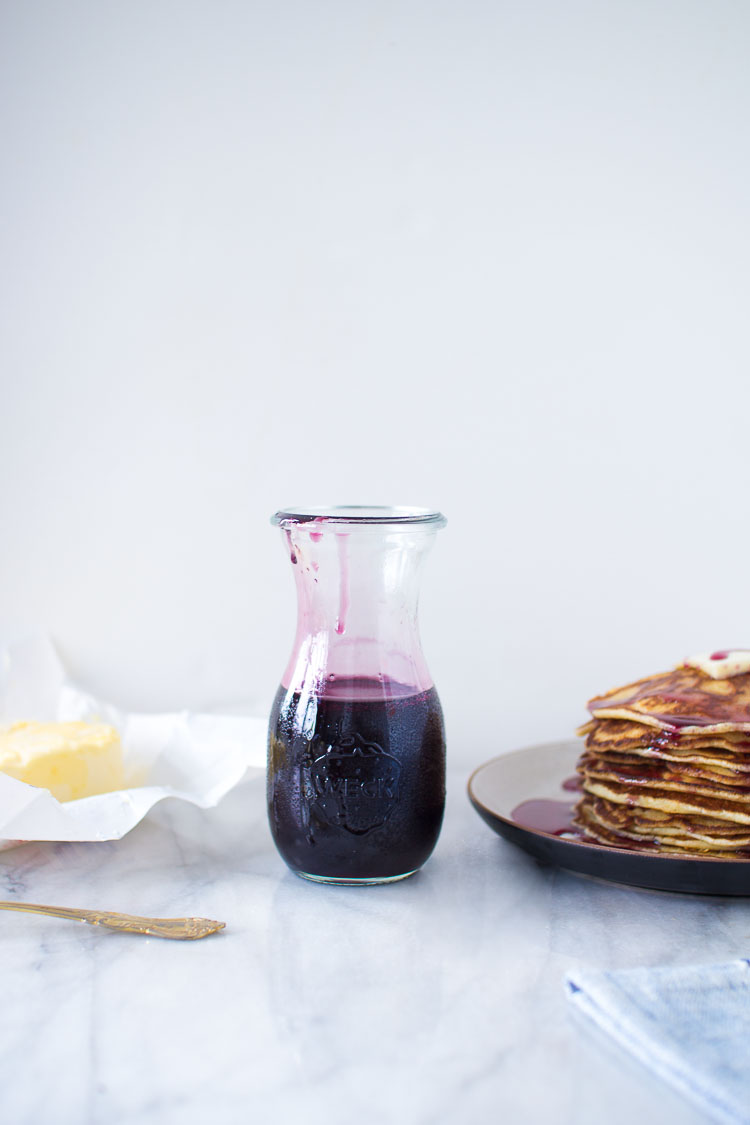 Flourishing foodie pancakes with concord grape syrup an alternative to maple syrup sweet and fruity with an intensely grapey flavor but in a good way ccuart Choice Image