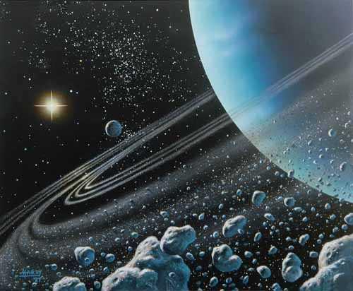 حلقات اورانوس