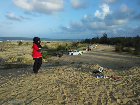 pantai mek mas, pantai cantik, pantai berbukit, pantai cantik di kelantan, pantai cantik di malaysia