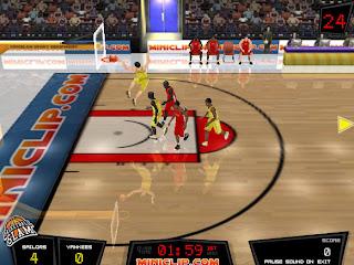 free basketball games horse