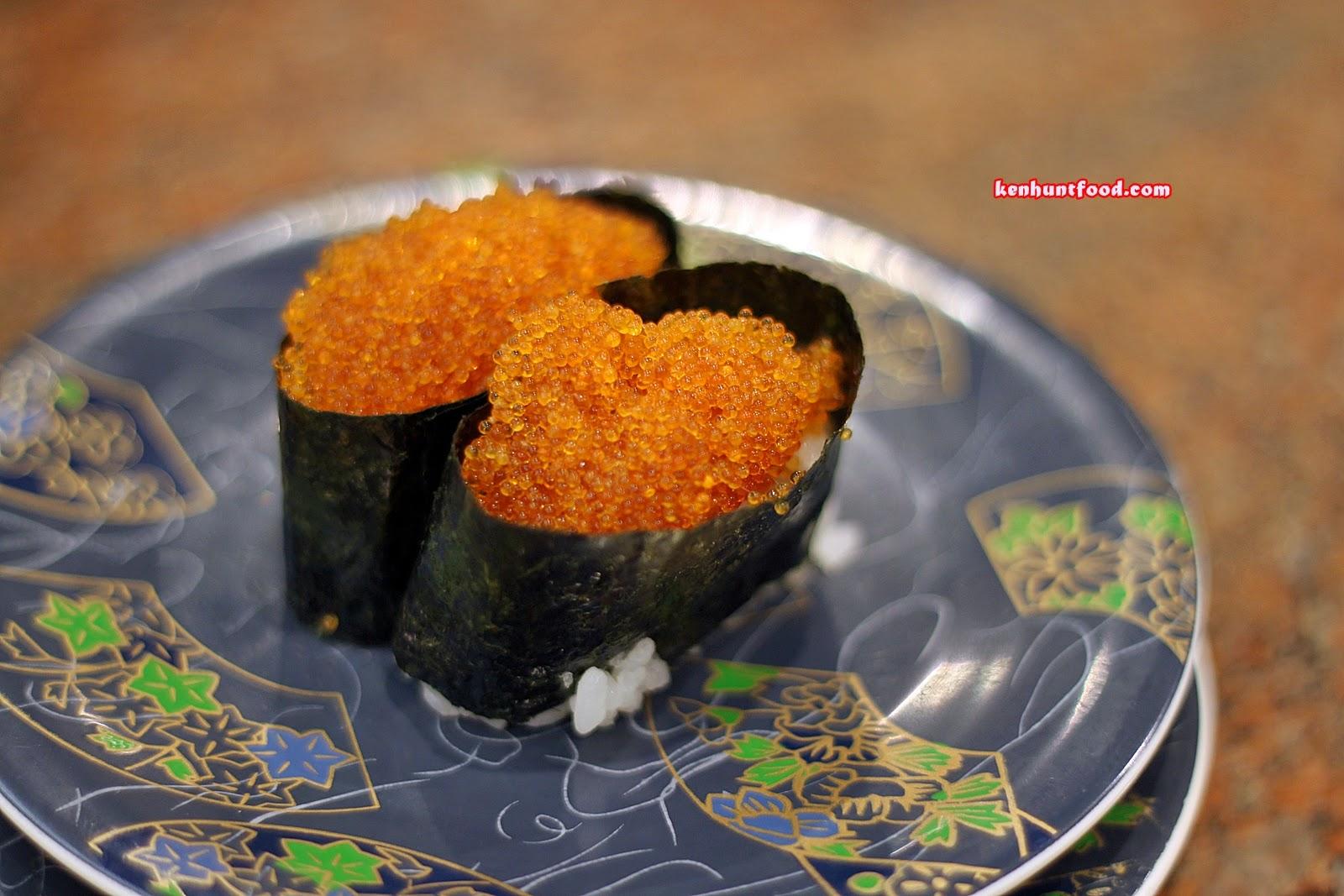 Ken hunts food travel itinerary to sapporo hokkaido for Flying fish roe
