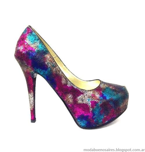 Zapatos otoño invierno 2014 RH+.