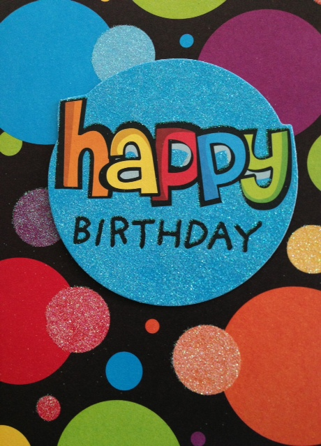 Advocate for positive change: Birthdays...