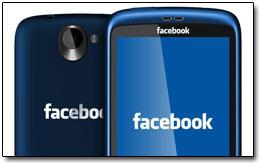 Смартфон от Facebook разрабатывается совместно с HTC.