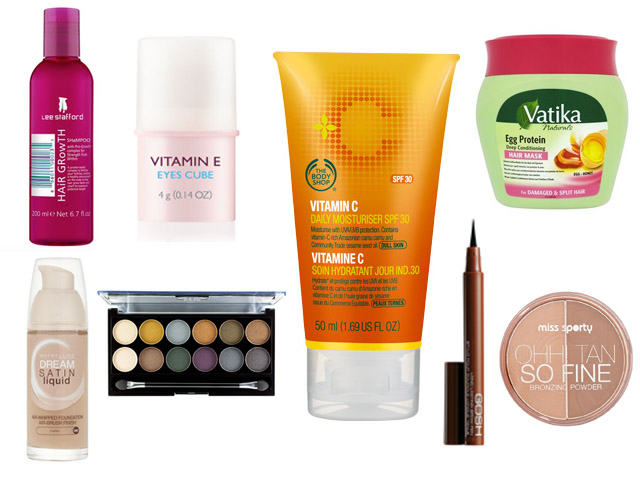 Revive and Glow Beauty Wishlist for SS15