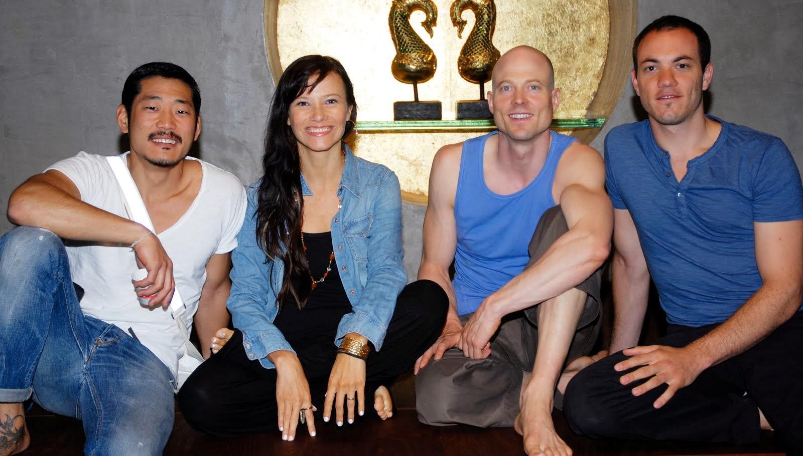 Congresso Yoga Release em Nuremberg, Junho 2013