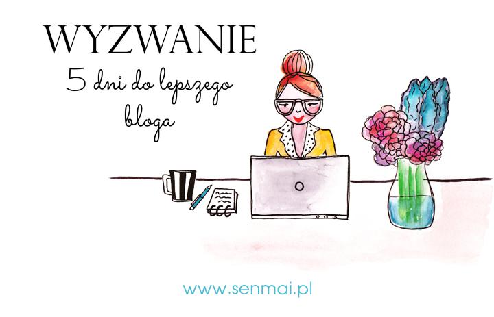 Wyzwanie blogowe
