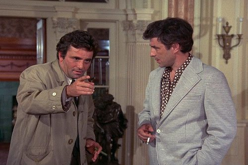 For film geeks, Peter Falk and John Cassavetes may be the Columbo collabo to end all Columbo collabos.