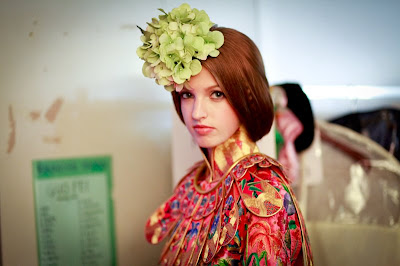Guo Pei at Digital Fashion Week