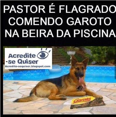 Pastor é flagrado comendo garoto na beira da piscina