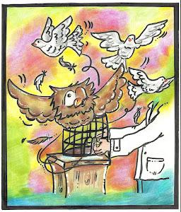 """PARERA -Presentación del libro """"Plumas Verdes"""""""