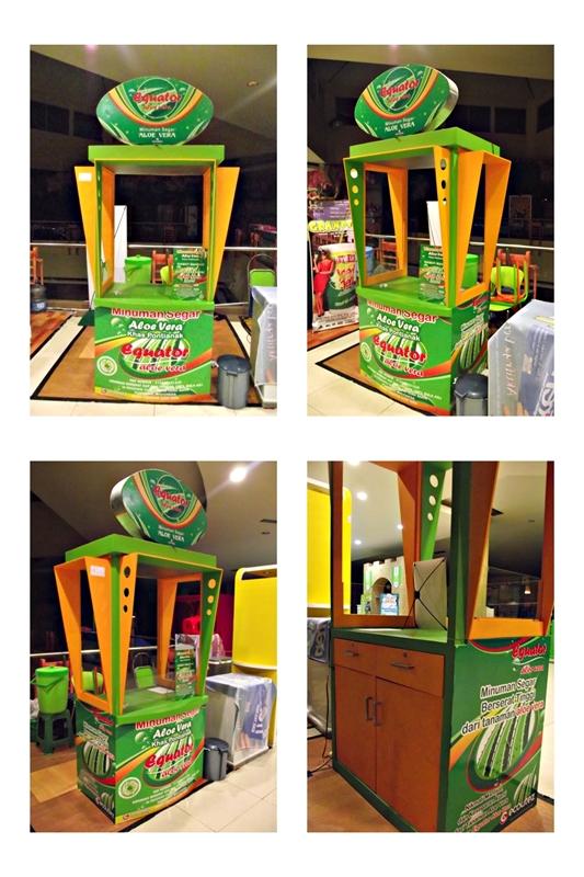 Kitchen set rayap - Jasa Pembuatan Stand Booth Pameran Kitchen Set Dan Rombong