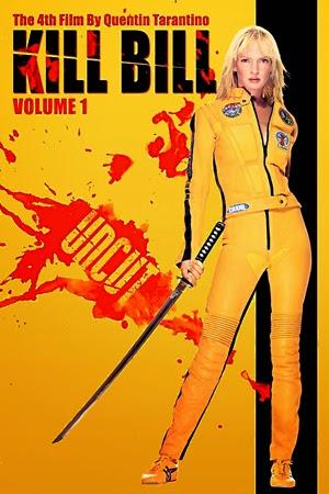 Kill Bill 1 2003 poster