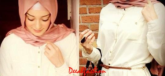 Modis Ke Kantor Dalam Hitungan Detik HijabChic